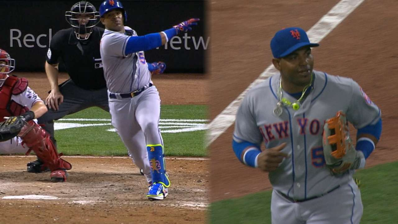 Must C: Cespedes does it all