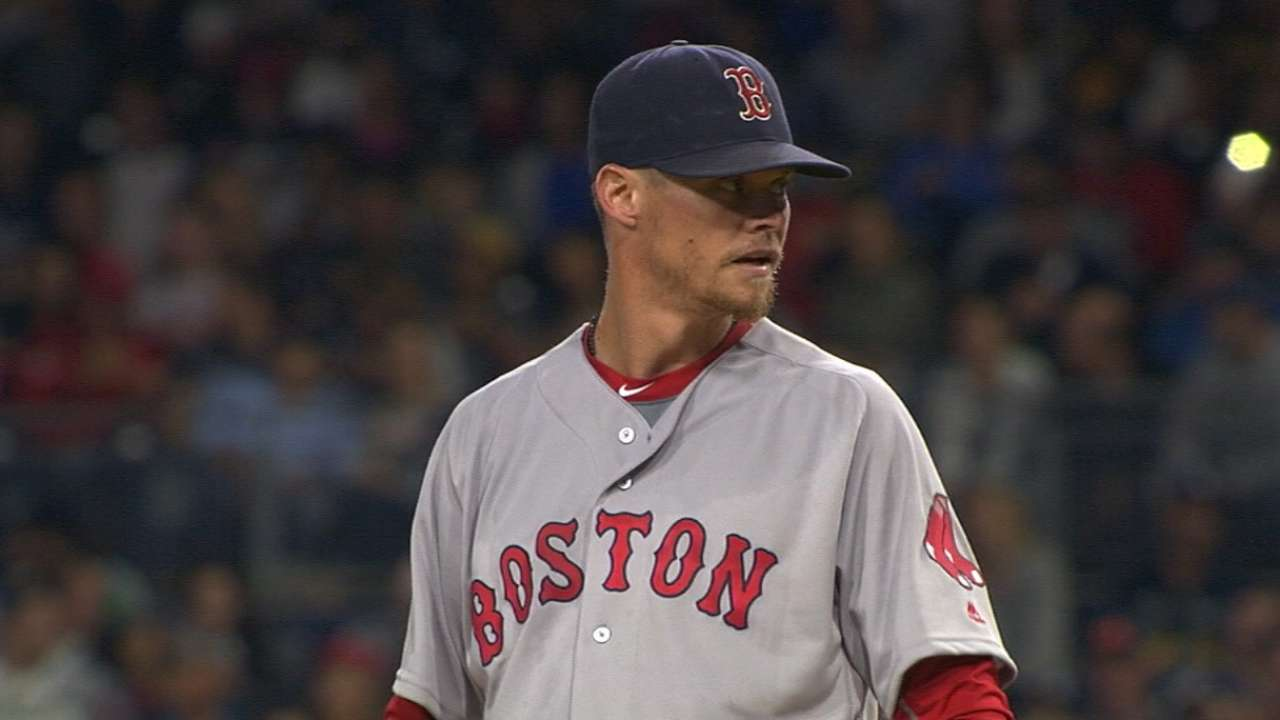 Has Buchholz found a home in Sox rotation?