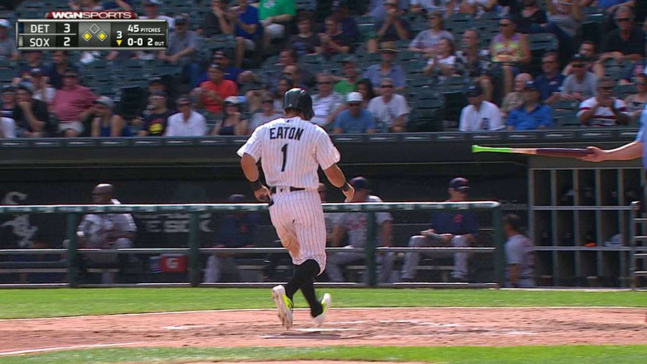 Abreu's sac fly