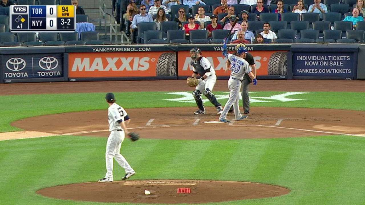 Young Yanks dominant during shutout