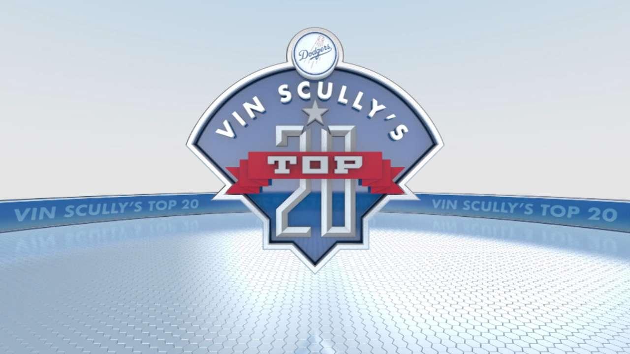 Vin Scully Top 20: #7 Larsen