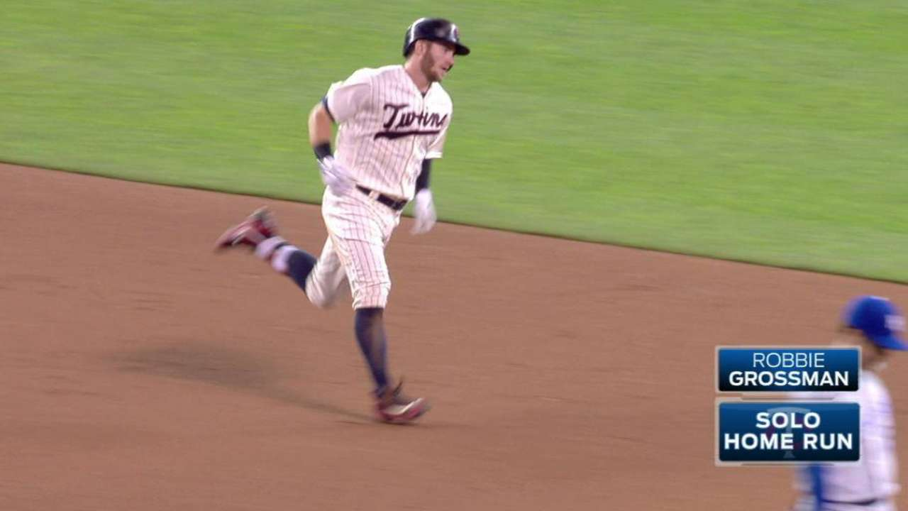 Twins rally as Royals miss chance for sweep