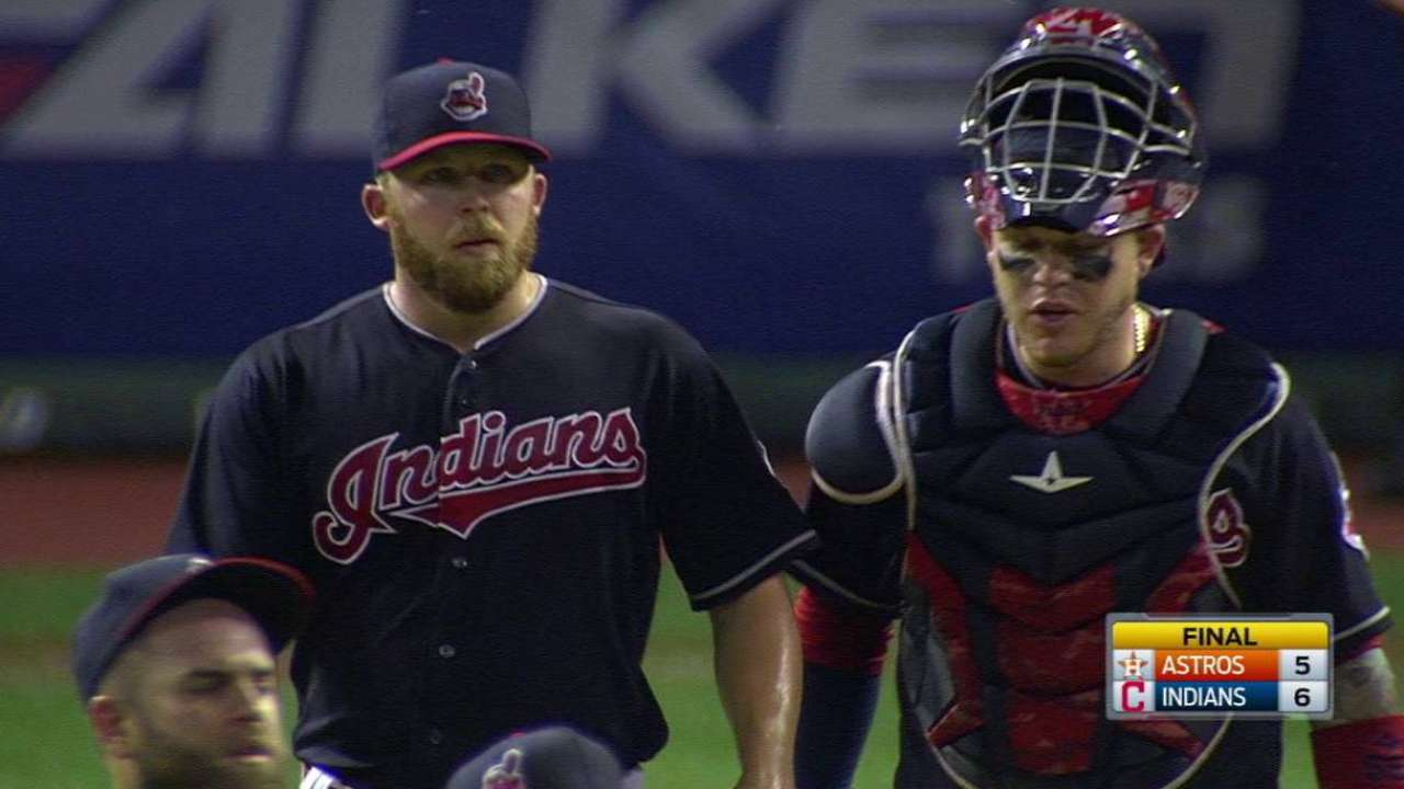 Indians know if they win, 'you can't catch us'
