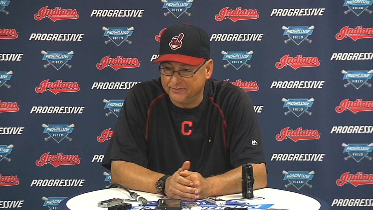 Francona on Indians' 6-5 win