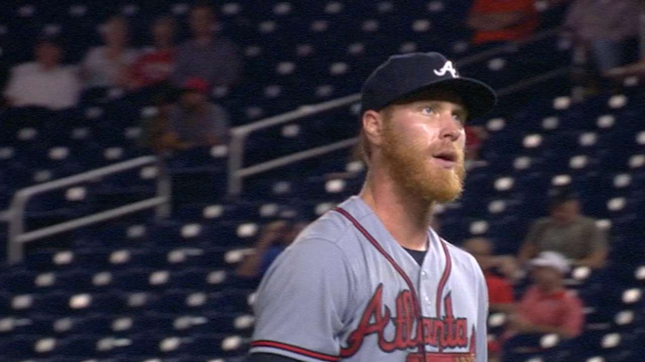 Foltynewicz strikes out eight