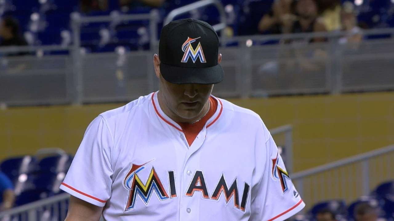 Pending free agency: Where Marlins stand