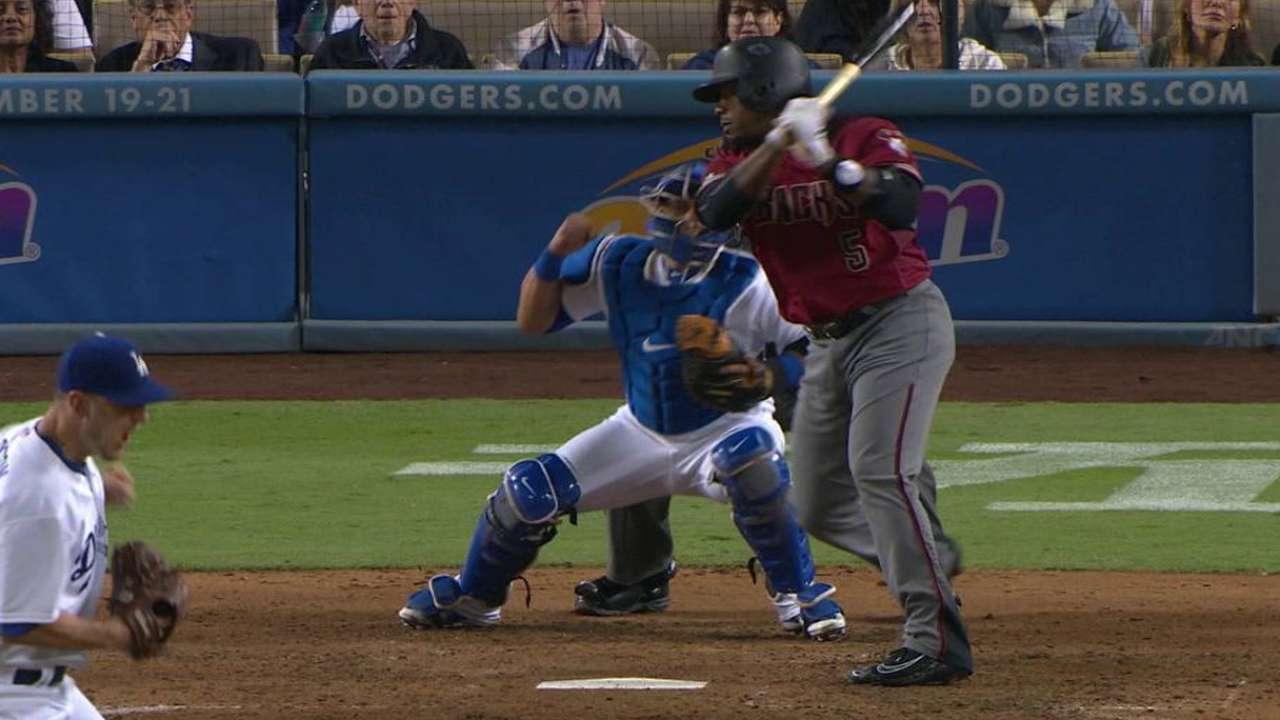 Dayton preserves Dodgers' lead