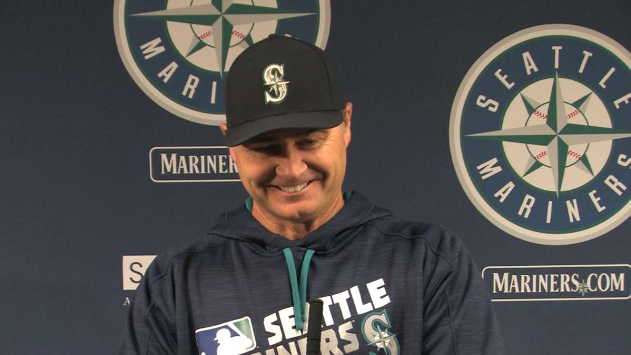 Servais on Mariners' big win