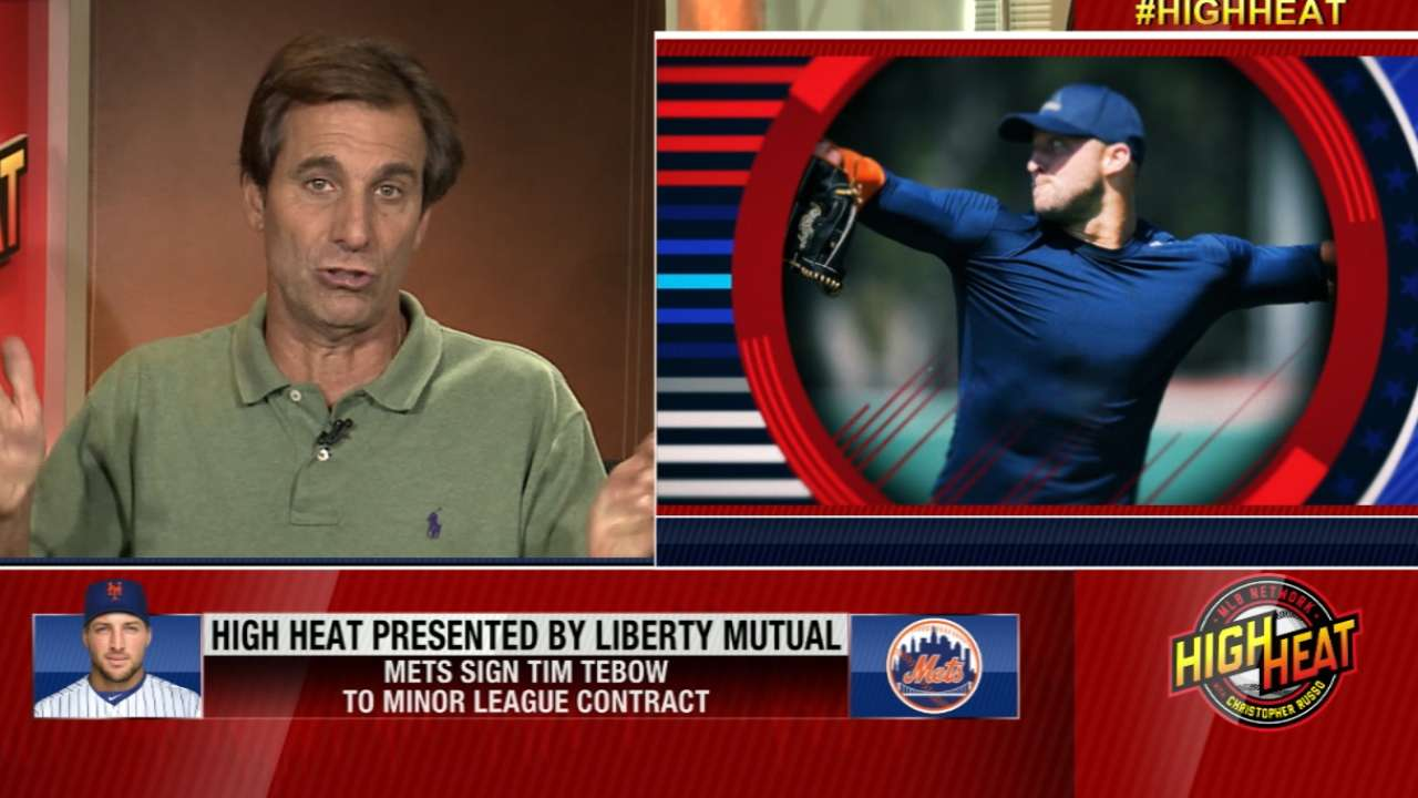High Heat: The Brushback on Mets