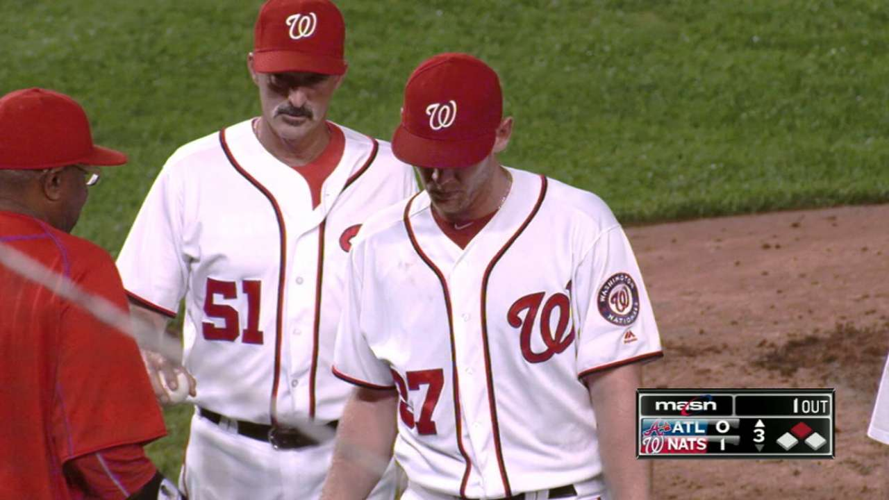 Ladson offers Stras update