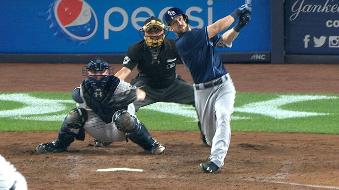 Relaxed at plate, Souza goes deep twice