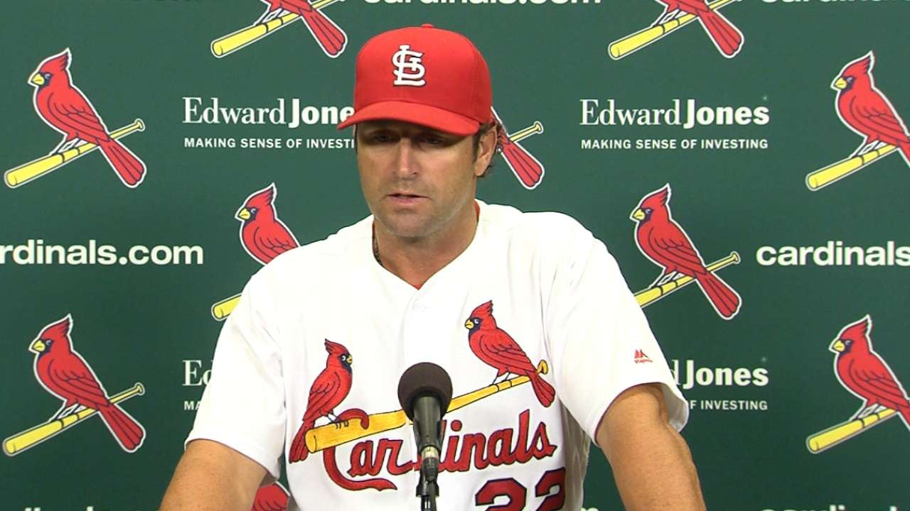 Mistakes vs. Crew contribute to Cards' home woes
