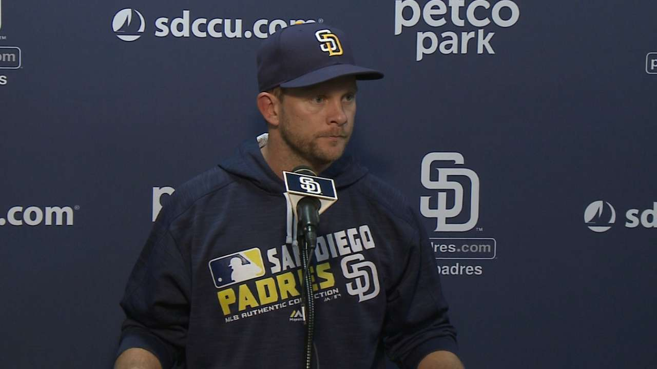 Green on Padres' lopsided win