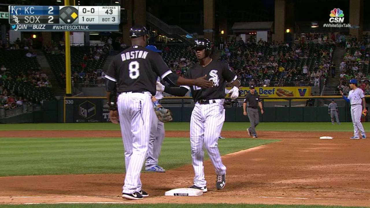 Anderson impresses as White Sox shortstop