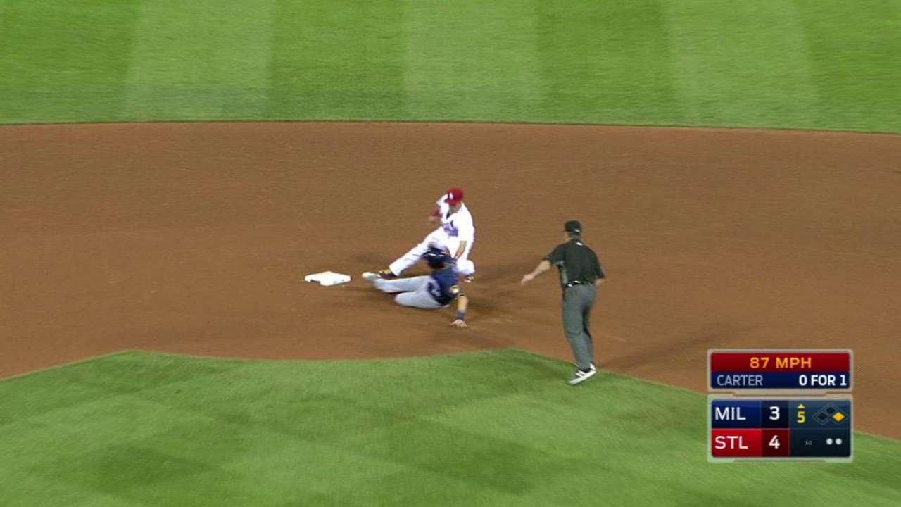Molina raising catcher durability standard