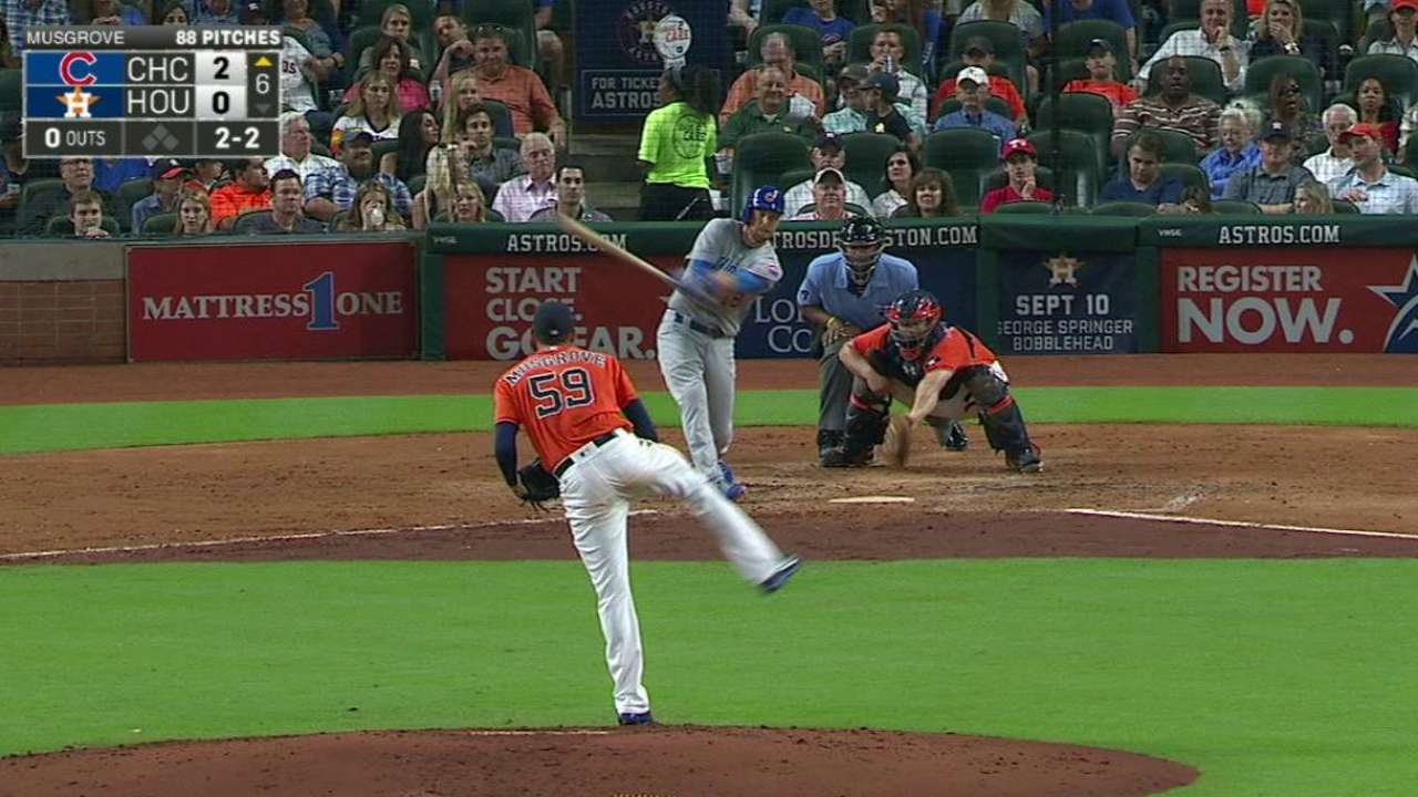 Astros blanked but keep pace in Wild chase