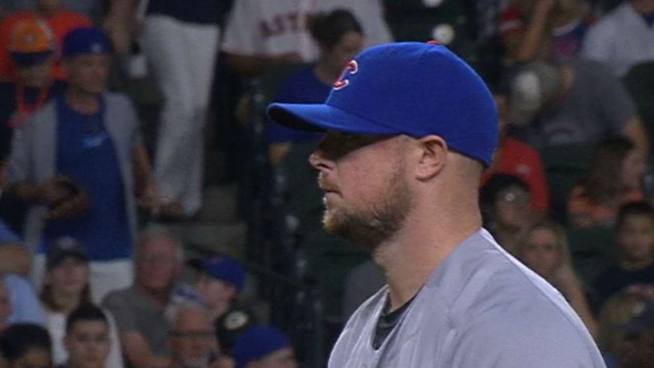 Lester, Bryant lower Cubs' magic number