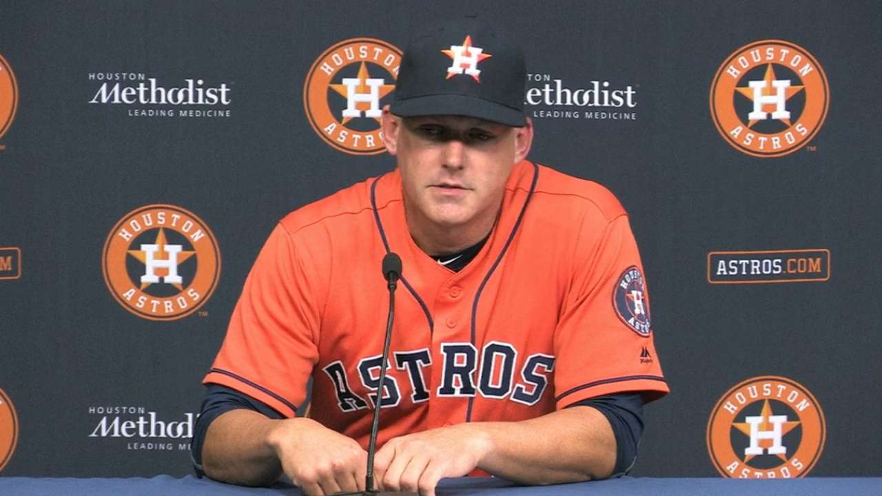 Chances pass by Astros against Cubs