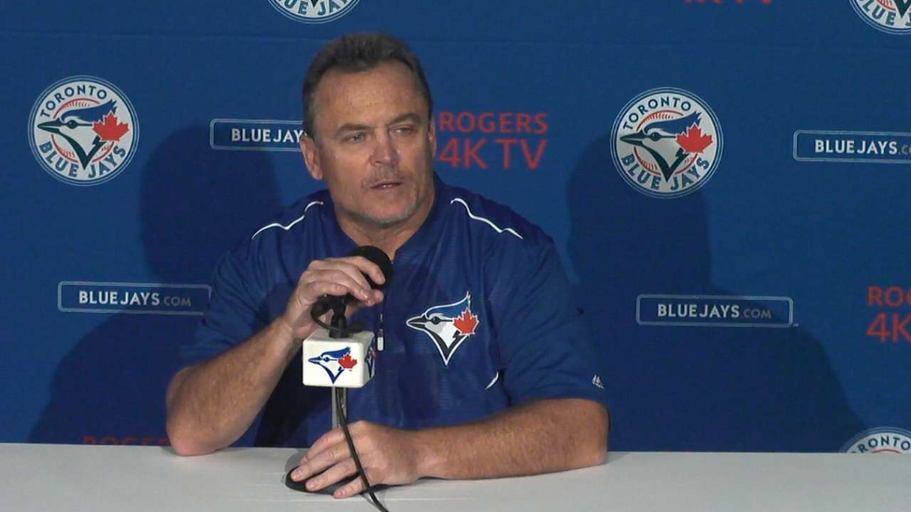 Gibbons on 13-3 loss to Red Sox