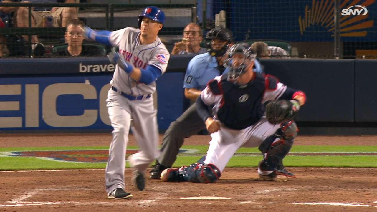 Radio Call: Johnson leads Mets