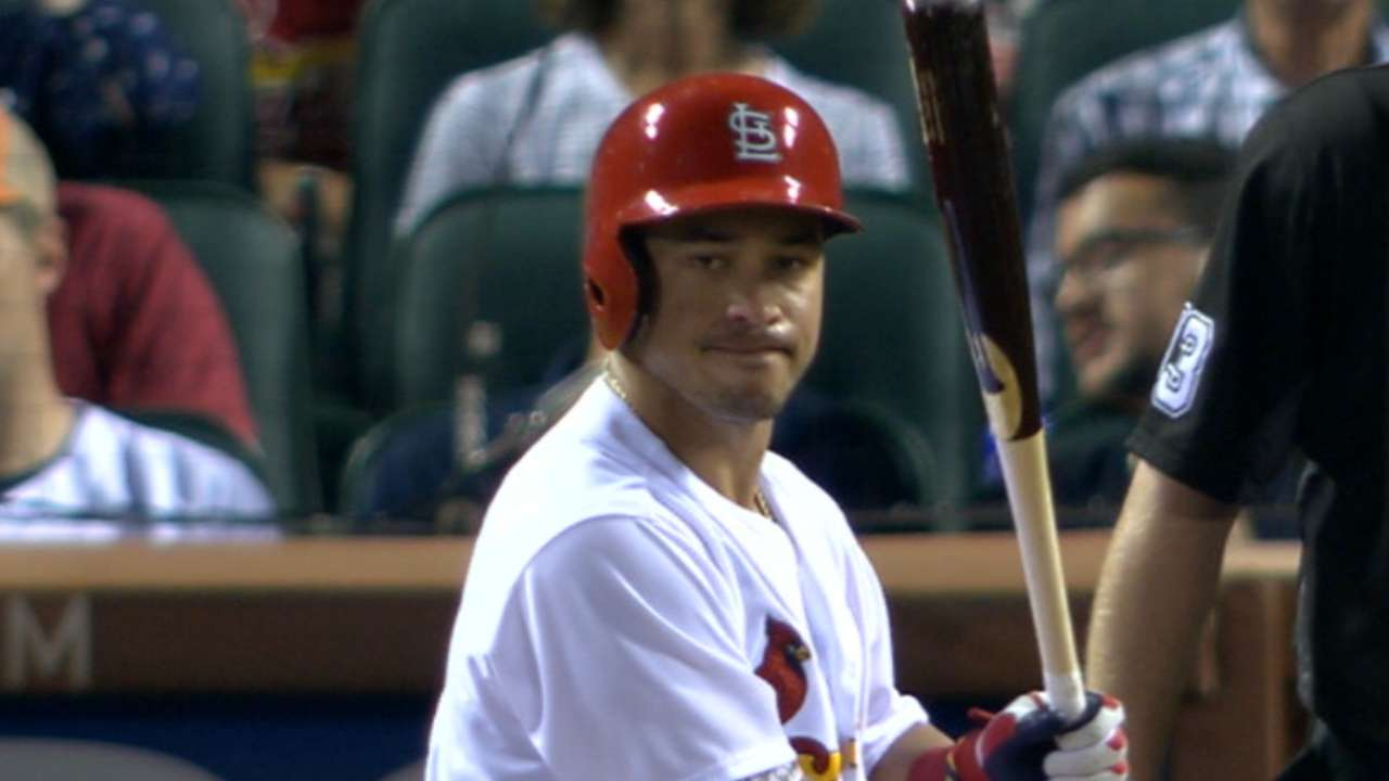 Wong works a walk in the 3rd