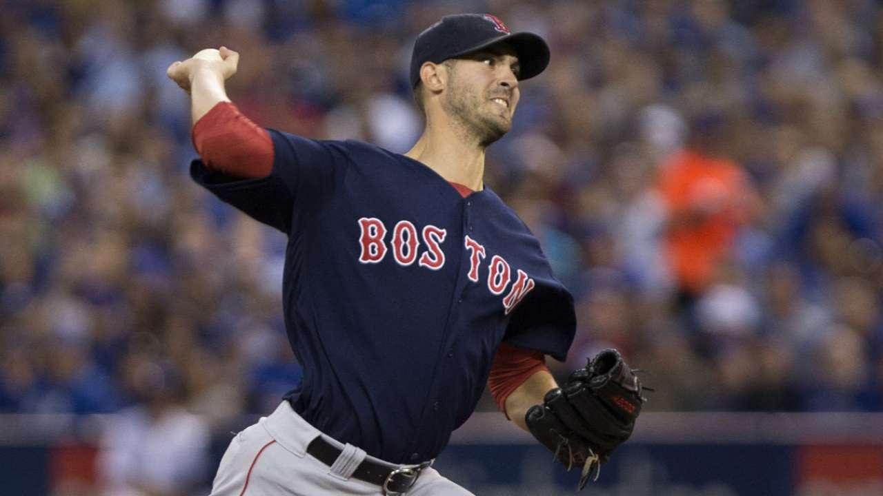 Red Sox, Jays continue AL East clash on MLB.TV