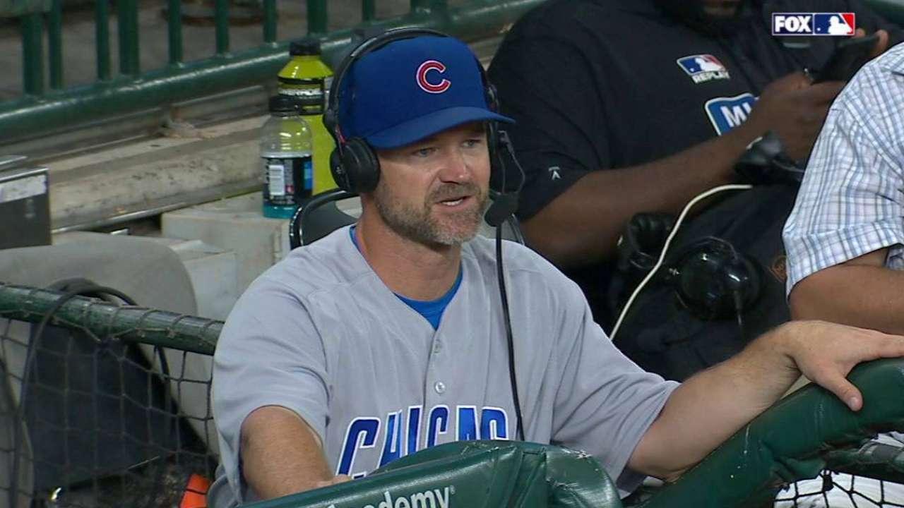 Bryant: Ross is Cubs' true MVP