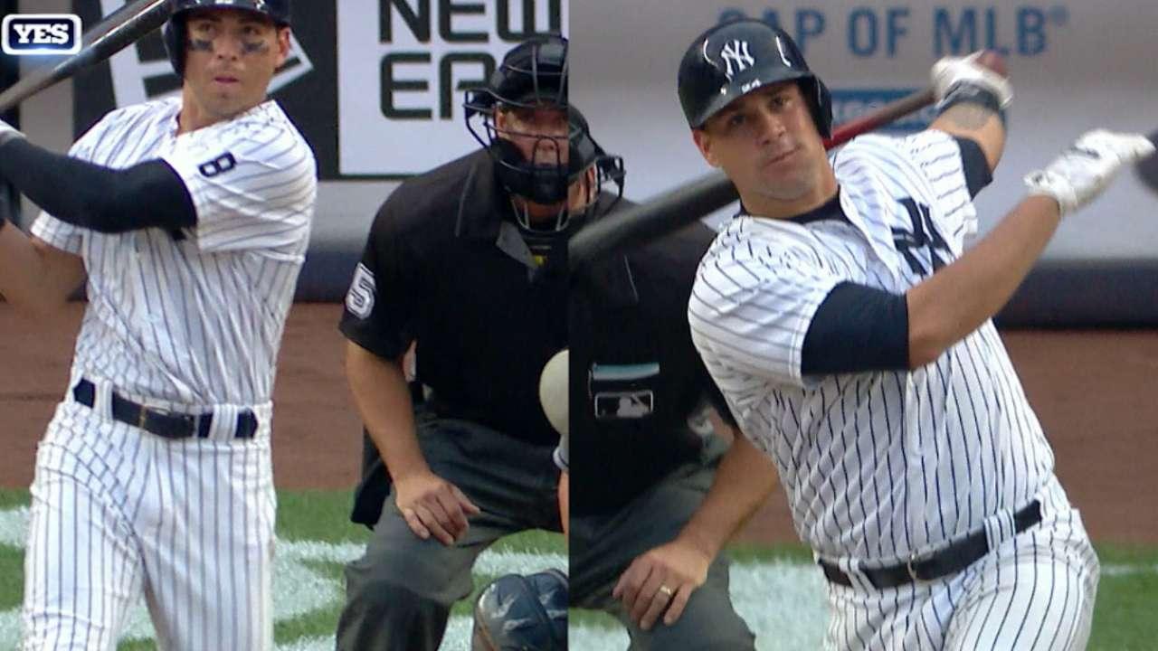 Yankees go back-to-back