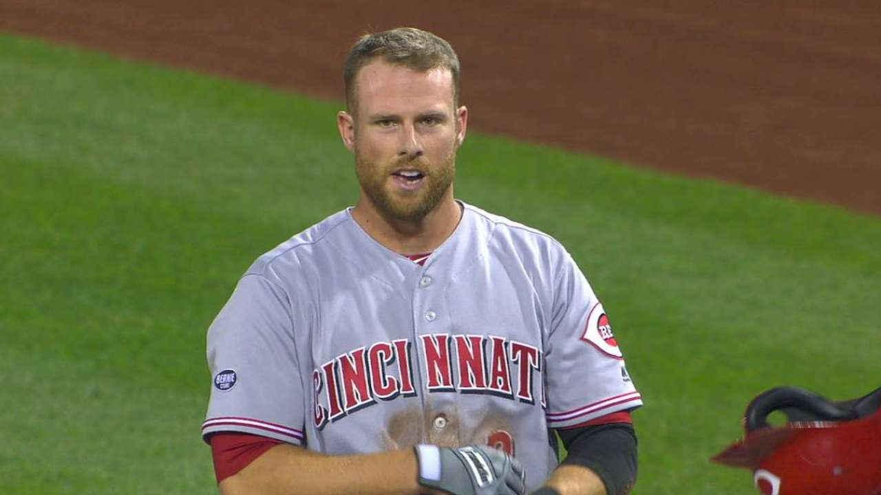 Cozart expects to be healthy in offseason