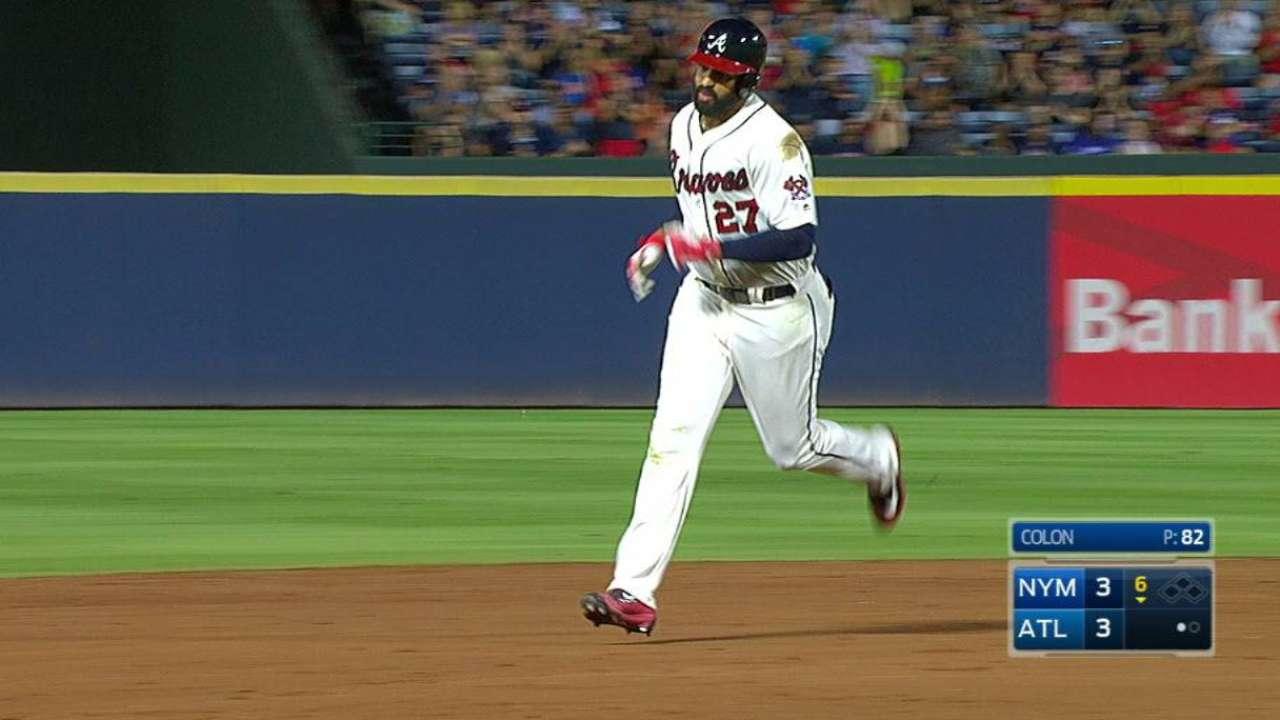 Kemp's 30th home run