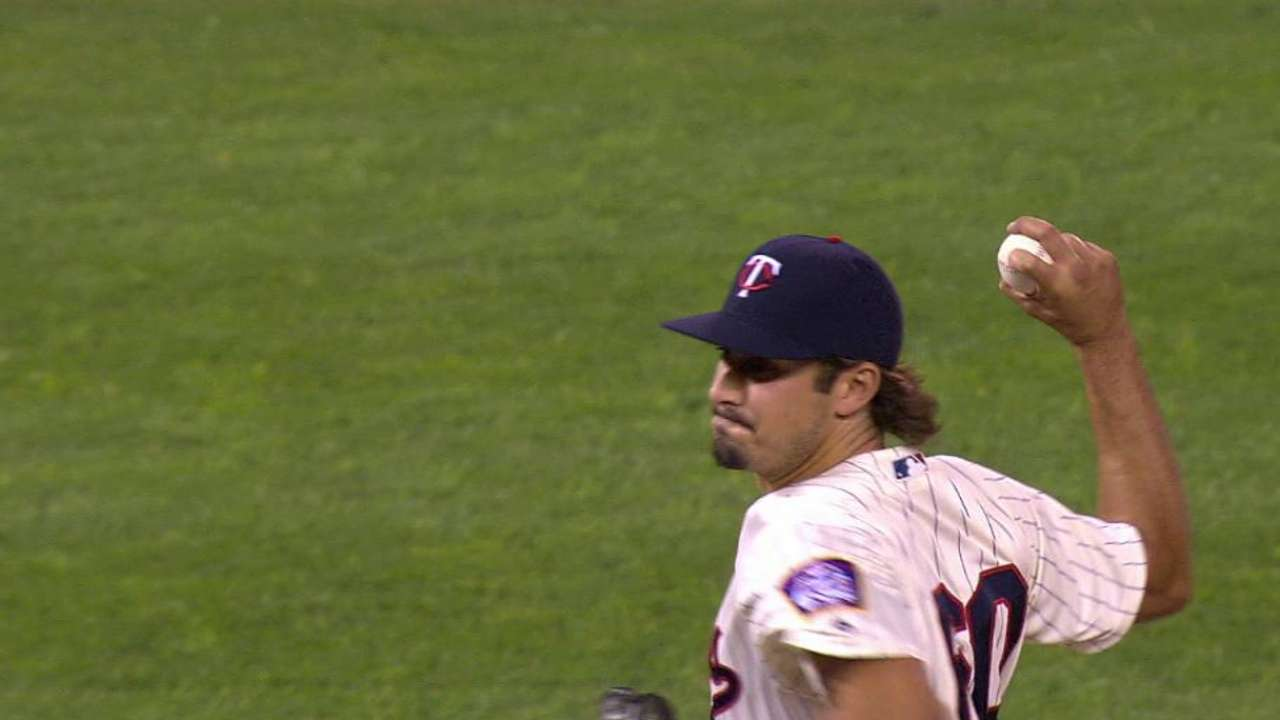 Chargois' strikeout in the 12th