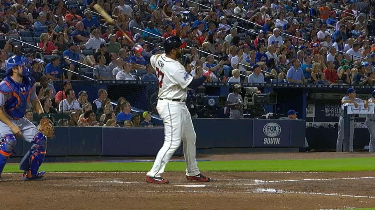 Kemp's 447-foot homer
