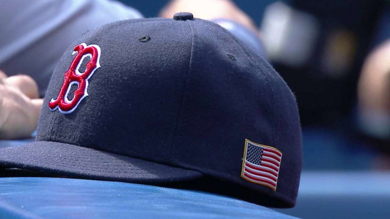 Blue Jays, Red Sox remember victims of 9/11