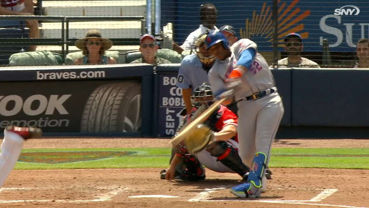 Cespedes rockets grand slam for 30th HR