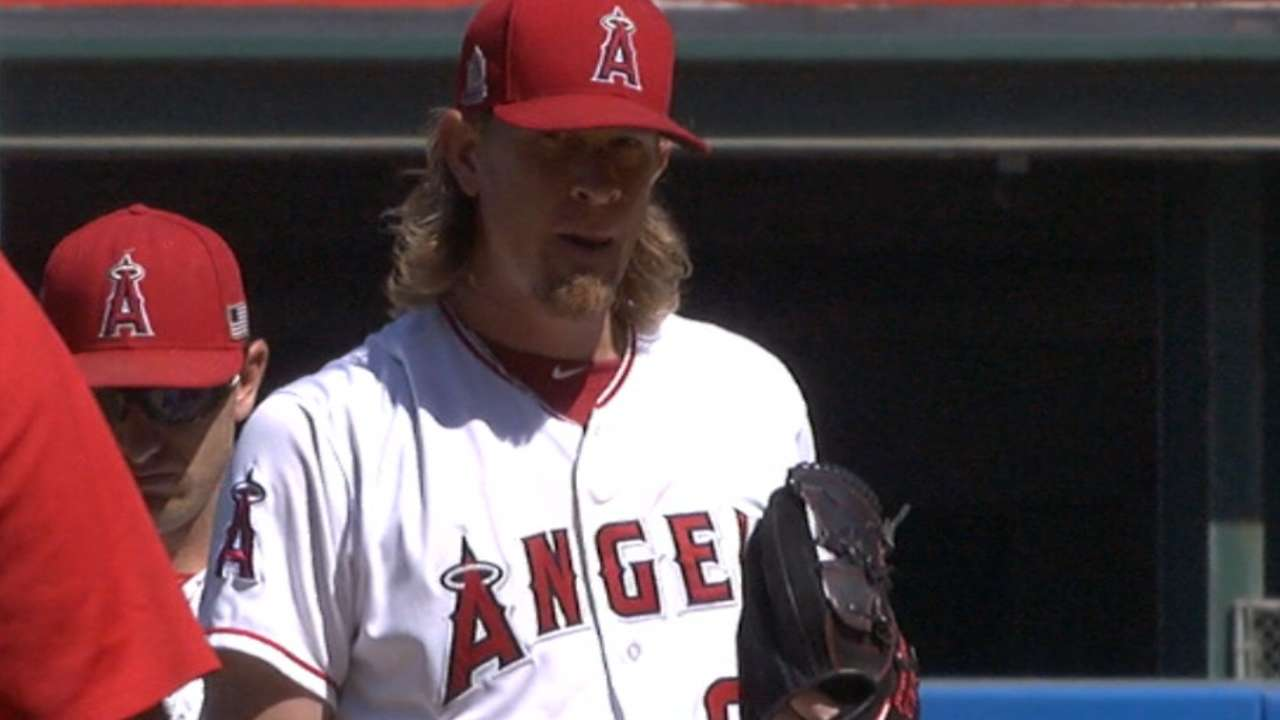 Angels, Weaver to let free agency play out