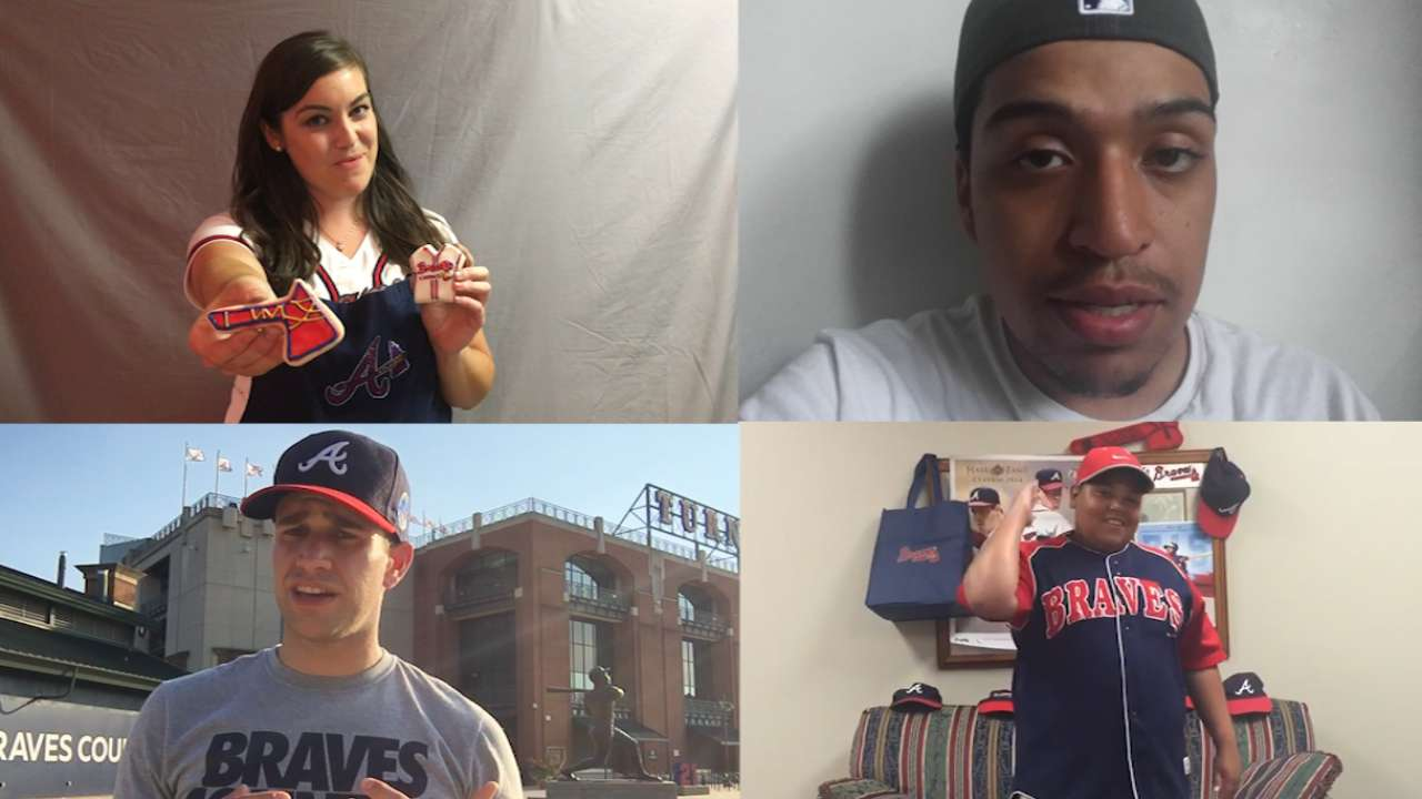 Vote for Braves' top fan of 2016