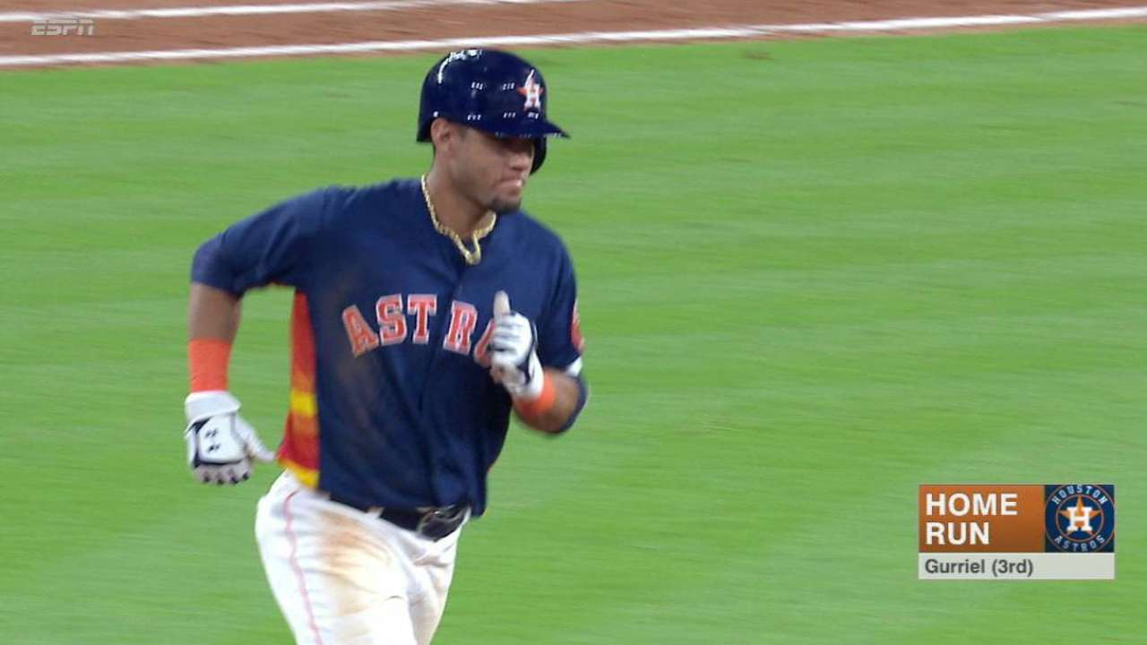 Astros drop series, lose ground in Wild Card race