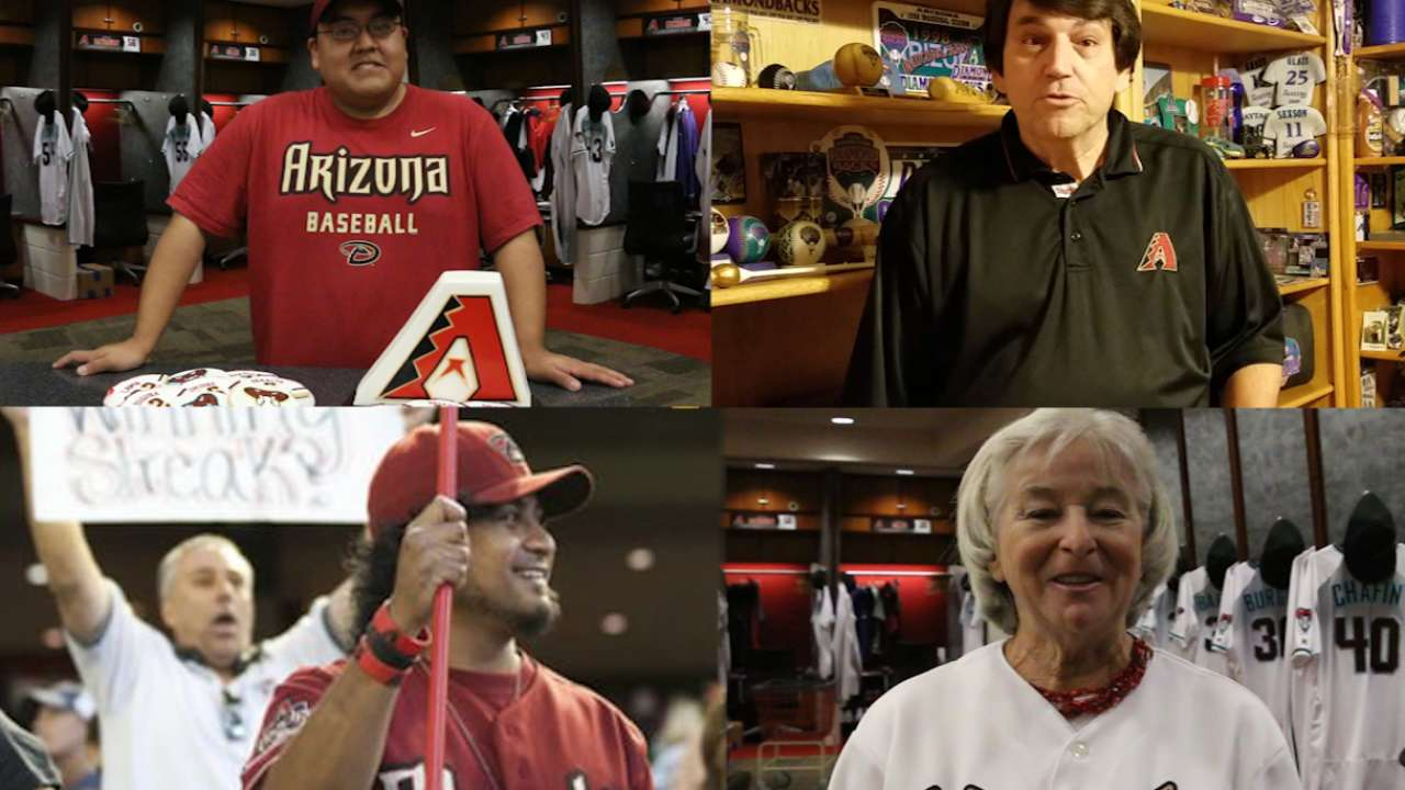 Cheer on: Vote for the D-backs' top fan of 2016