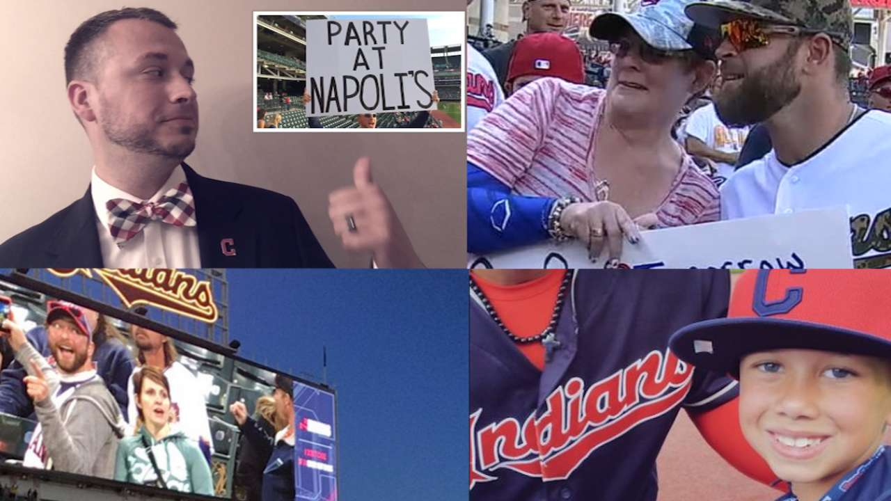 Cheer on: Vote for the Indians' top fan of 2016