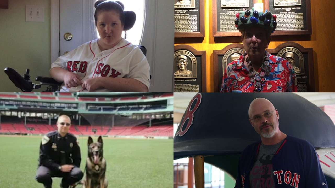 Cheer on: Vote for the Red Sox's top fan of 2016