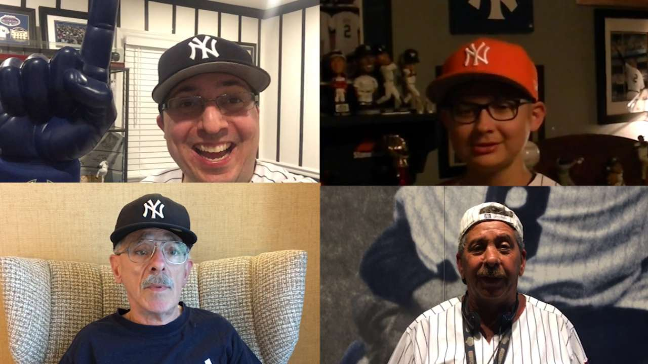 Vote for Yankees' top fan of 2016