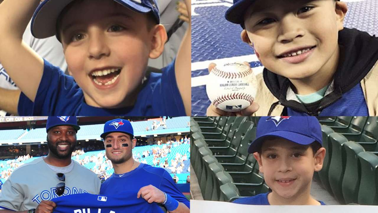 Vote for Blue Jays' top fan of 2016