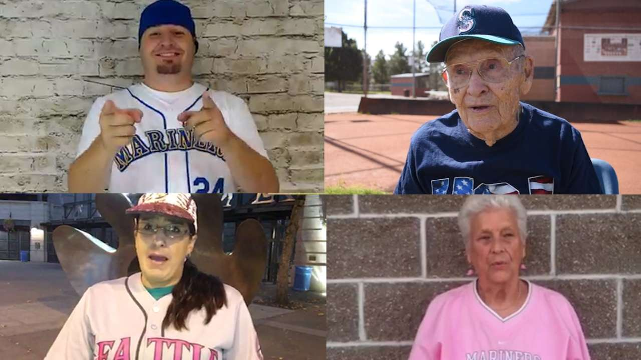 Cheer on: Vote for the Mariners' top fan of 2016