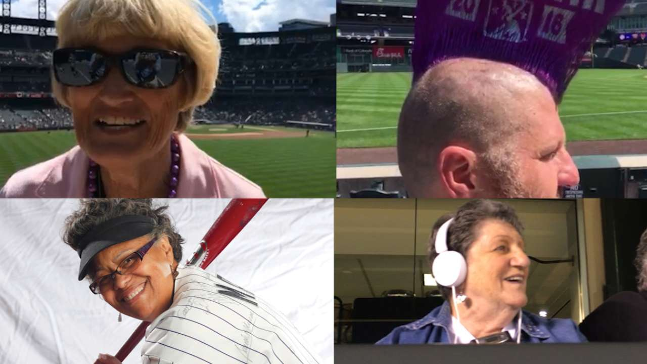 Cheer on: Vote for the Rockies' top fan of 2016