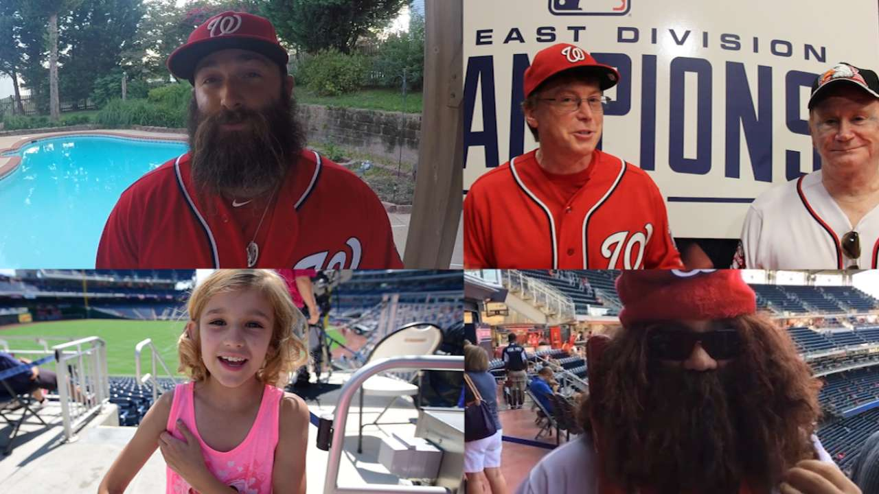 Cheer on: Vote for the Nationals' top fan of 2016
