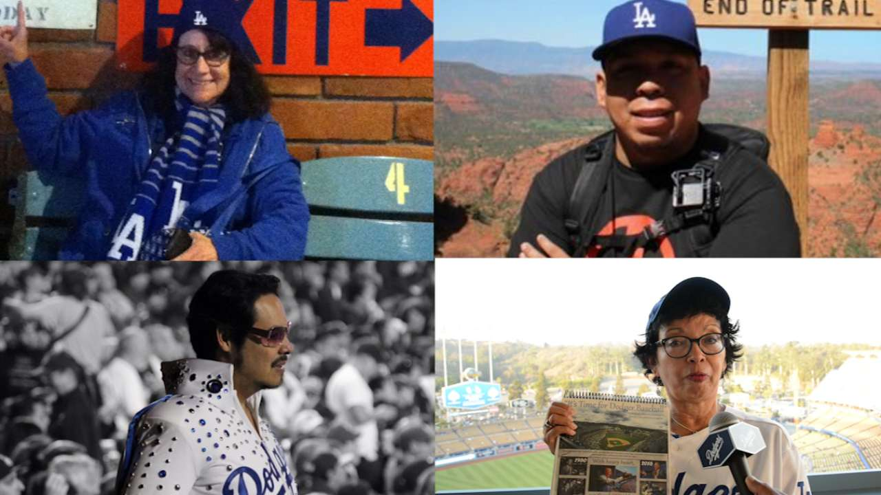 Cheer on: Vote for the Dodgers' top fan of 2016