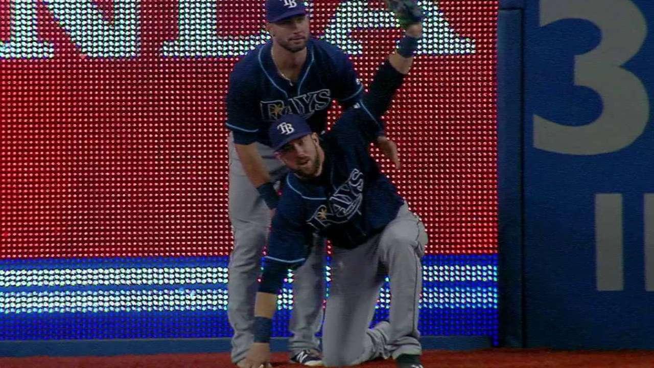 Souza Jr.'s impressive catch