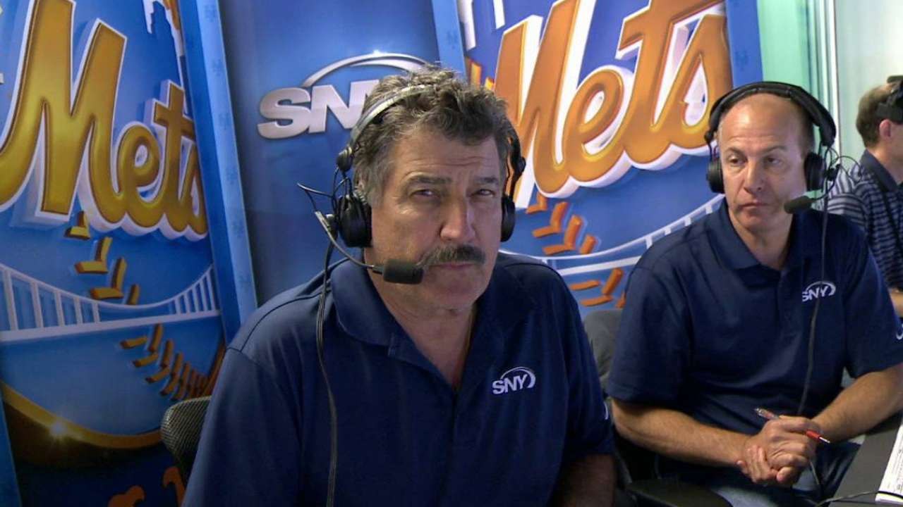 Backman: No 'future' with Mets reason for departure