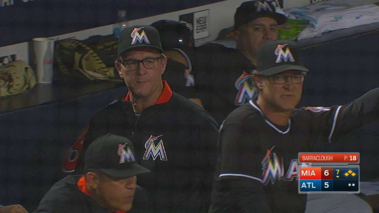 Wallach's ejection