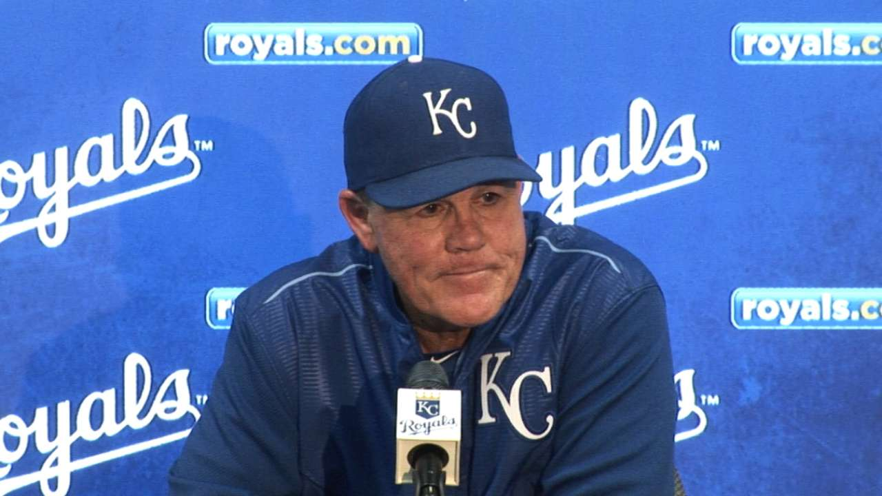 Yost talks about use of no-doubles defense